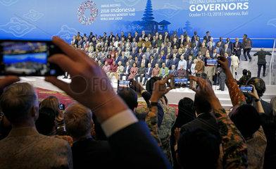 Reise BM Scholz zu G20 nach Bali