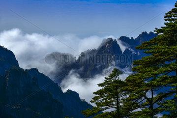#CHINA-ANHUI-HUANGSHAN-CLOUD (CN)