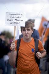 Demo Save the Internet