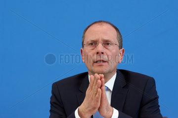 Berlin  Deutschland  Markus Ulbig  CDU  saechsischer Staatsminister