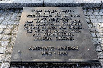 Auschwitz  Polen  Konzentrationslager Auschwitz-Birkenau
