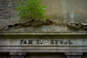Berlin  Deutschland  Alter Domfriedhof der St. Hedwigsgemeinde