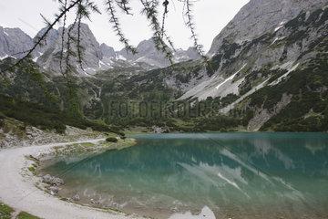Bergsee im Oesterreich