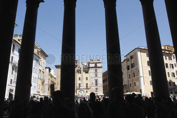 Piazza della Rotonda im Rom