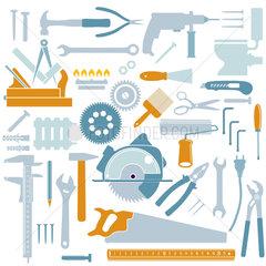 Hand-Werkzeug