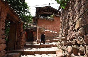 CHINA-YUNNAN-ANCIENT VILLAGE (CN)
