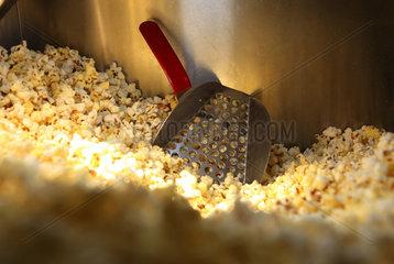 Berlin  Deutschland  Popcorn