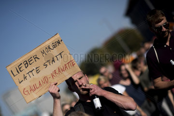 #unteilbar Demo