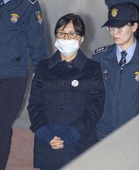 SOUTH KOREA-SEOUL-POLITICS-SCANDAL