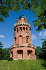 Bergen  Deutschland  der Ernst-Moritz-Arndt-Turm