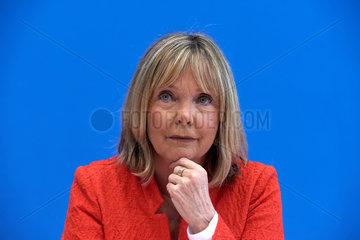 Berlin  Deutschland  Christine Lueders  Leiterin der Antidiskriminierungsstelle des Bundes