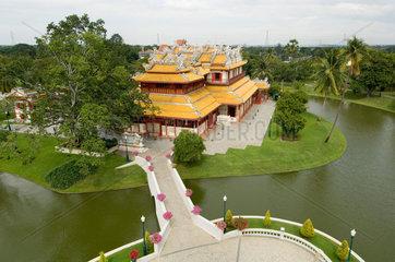 Bang Pa-in  Thailand  Sommerpalast Bang Pa-in