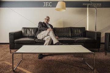 Former Foreign Minister of Germany  Joschka Fischer