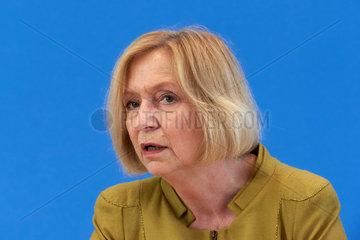 Berlin  Deutschland  Johanna Wanka  CDU  Bundesbildungsministerin