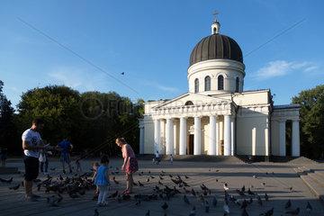 Chisinau  Moldau  Kathedrale der Geburt des Herrn