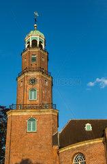 Leer  Deutschland  die Grosse Kirche in Leer