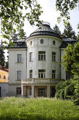 Marienbad  Tschechische Republik  das Jugendstil-Hotel Panoramo