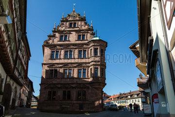 Gernsbach  Deutschland  Altes Rathaus in der Altstadt