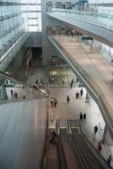 Singapur  Republik Singapur  Terminal 3 am Flughafen Singapur