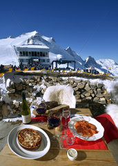 FRANCE - FRENCH ALPS GASTRONOMY