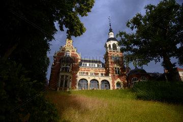 Berlin  Deutschland  Villa Am Sandwerder 5  Sitz des Literarischen Colloquiums