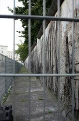 Berlin  an der Berliner Mauer
