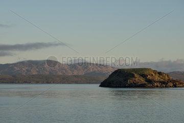 Corran  Grossbritannien  auf der Loch Linnhe