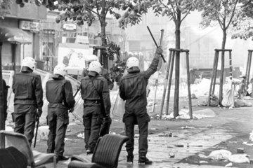 1. Mai-Demonstration 1989  Berlin