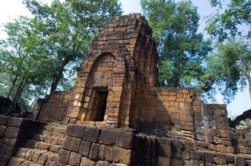 Sing  Thailand  Geschichtspark Mueang Sing