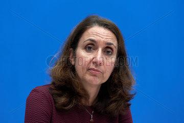Berlin  Deutschland  Aydan Oezoguz  SPD  Integrationsbeauftragte der Bundesregierung