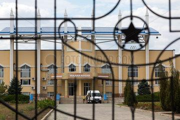 Tiraspol  Republik Moldau  Die Kleine Arena auf dem Sheriff-Komplex