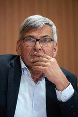 Berlin  Deutschland  Joerg Hofmann  Vorsitzender der IG Metall