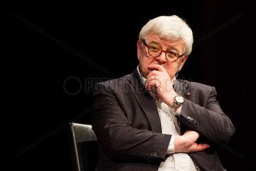Koeln  Deutschland  Joschka Fischer  Journalist und ehemaliger Politiker