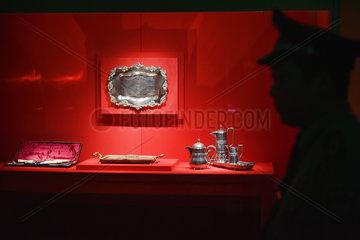 CHINA-FUJIAN-XIAMEN-PALACE MUSEUM-NEW BRANCH (CN)