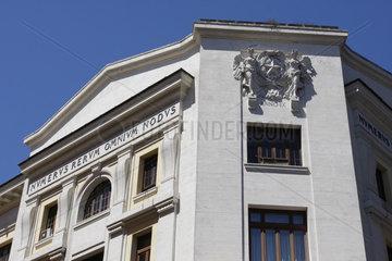 Nationales Institut fuer Statistik in Rom