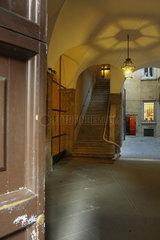 roemische Hinterhof