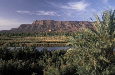 Africa  Morocco  Vallee Du Draa Overland