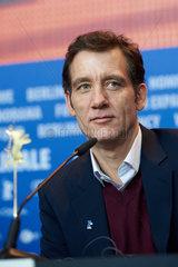 Berlin  Deutschland  Schauspieler Clive Owen auf der Berlinale