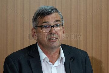 Berlin  Deutschland  Joerg Hofmann  zweiter Vorsitzender der IG Metall