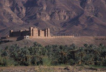 Morocco  Vallee du Draa