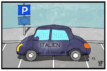 Italien schiesst quer