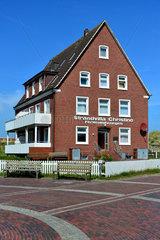 Baltrum  Deutschland  Strandvilla Christine auf der Nordseeinsel Baltrum