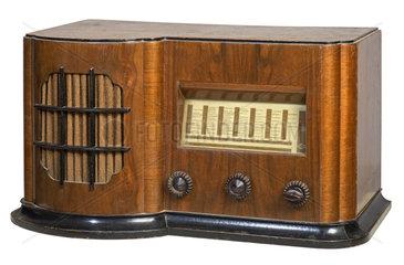 Radio Seibt 326W  Spitzname Beichtstuhl   1935