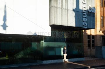 Sydney  Australien  Museum fuer Zeitgenoessische Kunst
