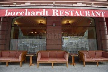 Promirestaurant Borchardt  Berlin  Jaegerstrasse  Deutschland  Europa
