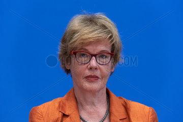 Berlin  Deutschland  Cornelia Fuellkrug-Weitzel  Praesidentin von Brot fuer die Welt