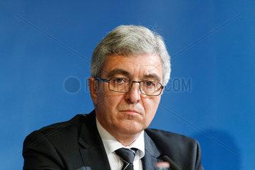 Berlin  Deutschland  Roger Lewentz  Innenminister und SPD-Chef im Bundesland Rheinland-Pfalz