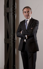 Berlin  Deutschland  Christoph Straub  Vorstandsvorsitzender der Barmer GEK