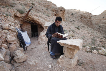 Wuestenkloster Deir Mar Musa el-Habashi