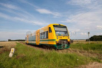 Charlottenhof  Deutschland  Regionalverkehr der ODEG